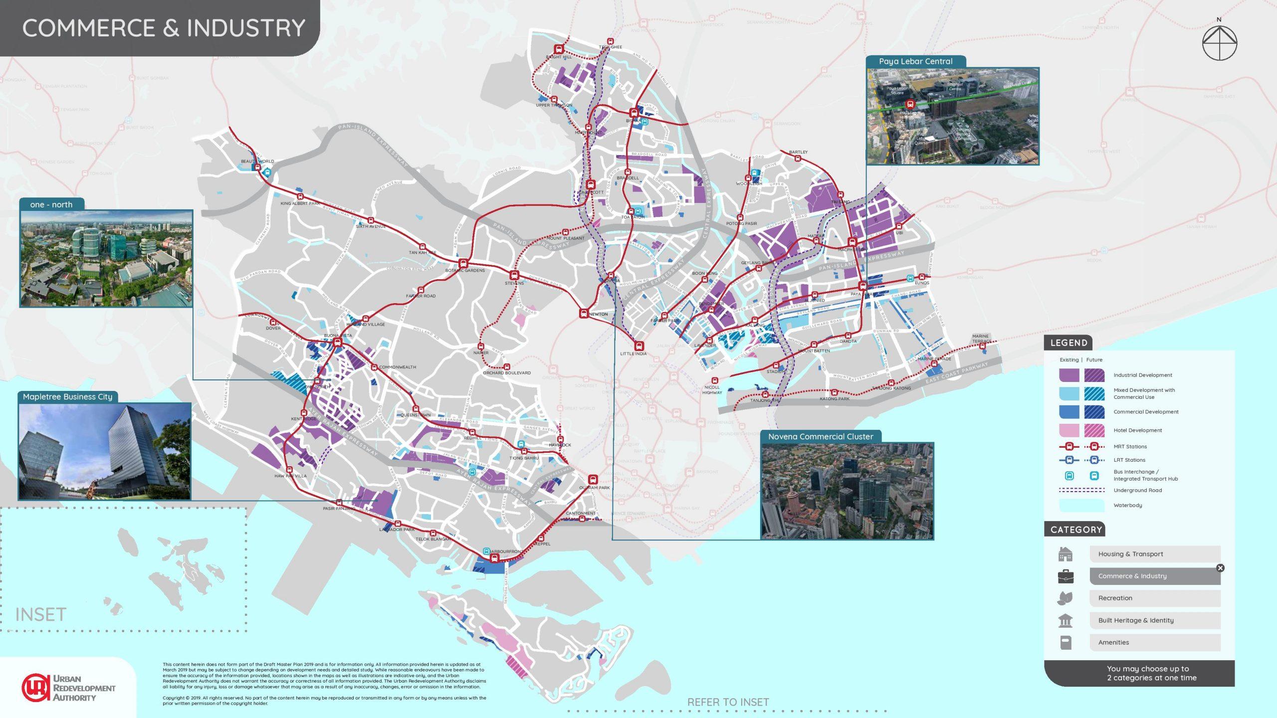 URA Central Region Illustrated Plans 8