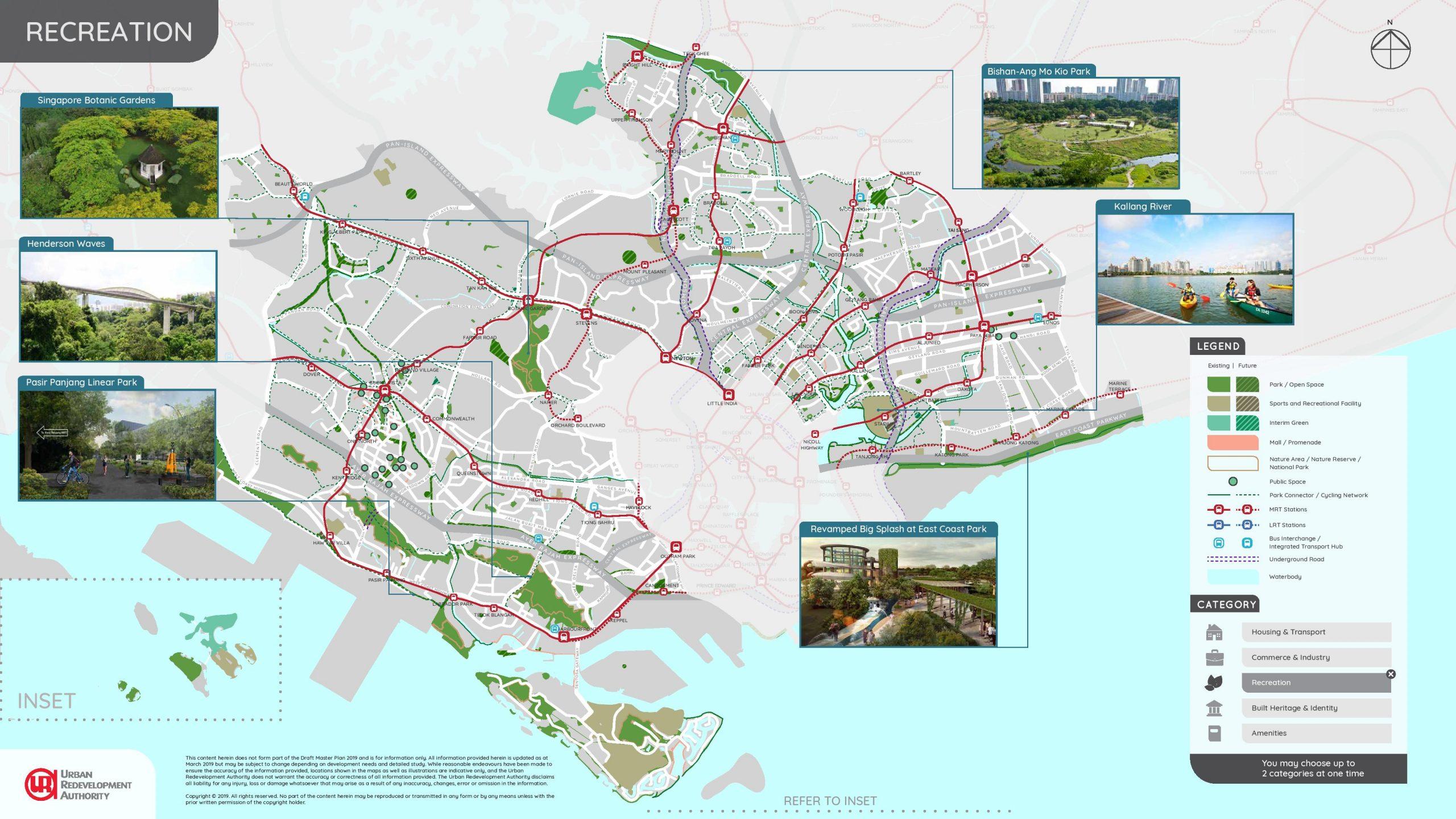 URA Central Region Illustrated Plans 9