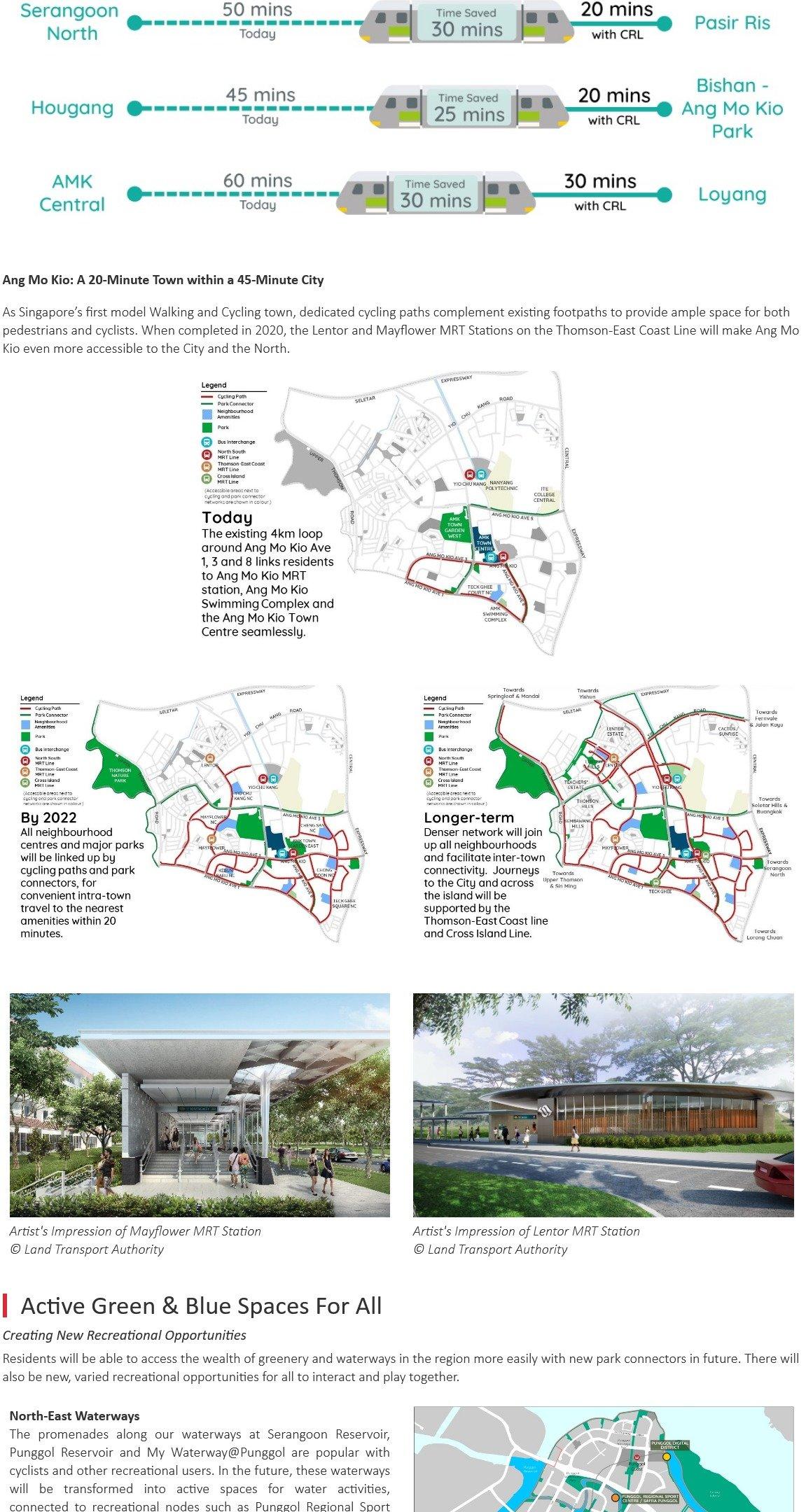 URA Master Plan - North-East Region, where the familiar meets the future 9