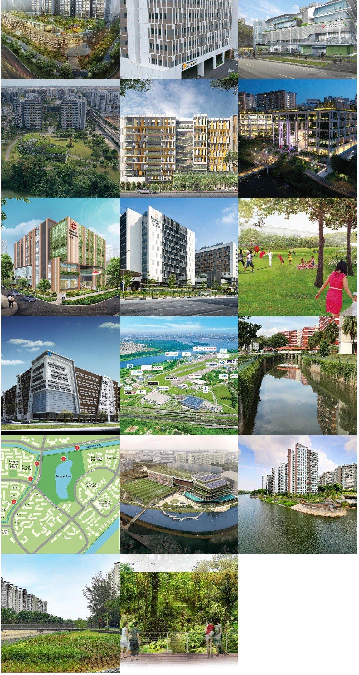 URA Master Plan - North-East Region, where the familiar meets the future 11